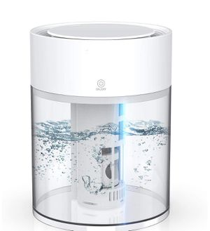 Brand New Cool Mist Humidifier, 3L Top Fill Ultrasonic Air Humidifier for bedroom, Essential Oil Humidifiers Diffuser with Adjustable Mist Output, Sl for Sale in Hayward, CA