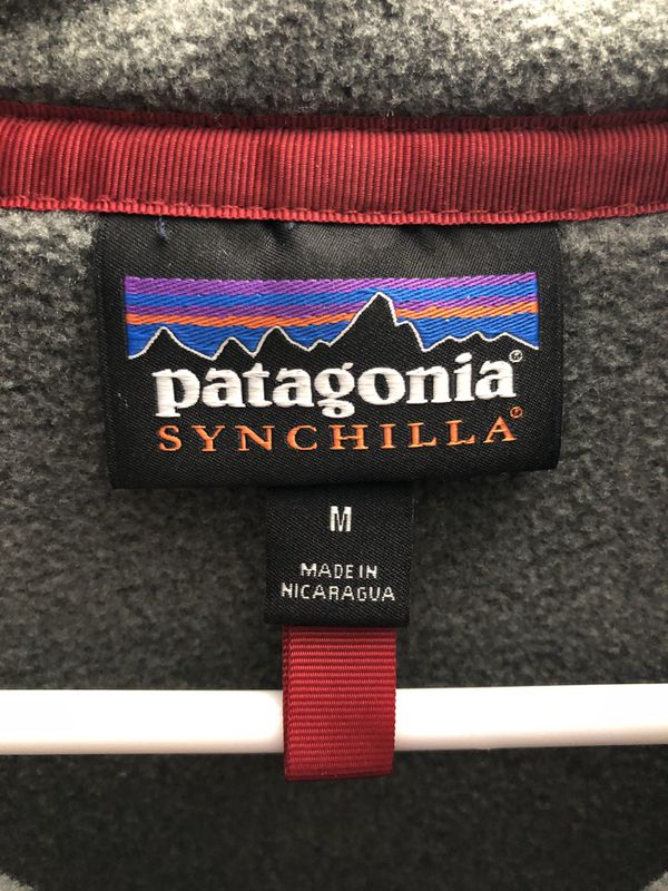 Men Patagonia sweater. Mint condition size M