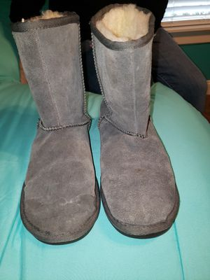 Dark grey boots for Sale in Antioch, CA