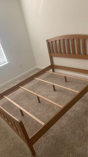 Queen Bed Set (Ethan Allen) Dresser and Nightstand for Sale in Lakewood Ranch, FL