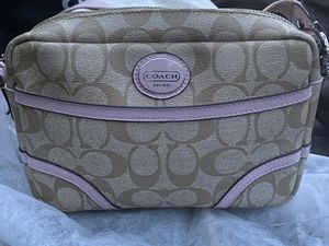 Coach small sling bag for Sale in Kalkaska, MI