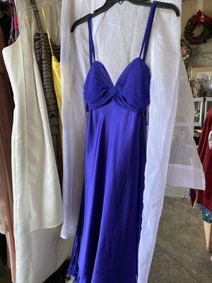 Purple satin dress for Sale in Federal Way, WA