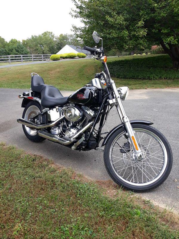 Harley Davidson Custom Softail FXSTC