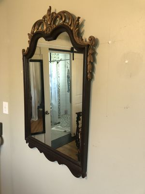 Ornate Antique Mirror for Sale in Centennial, CO