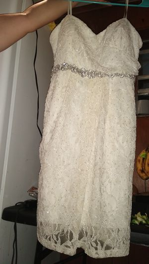 Stripeless wedding dress for Sale in Fort Worth, TX
