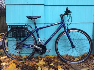 Trek 7.2 FX Bike with Baskets for Sale in Portland, OR