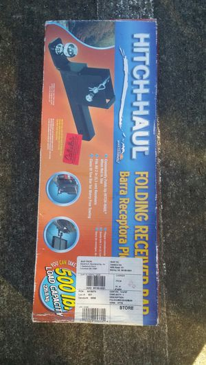 Trailer Hitch folding Receiver for Sale in Marysville, WA