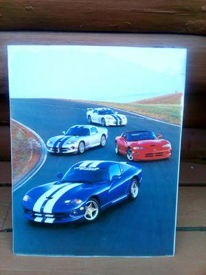 Dodge Viper Poster for Sale in New Britain, CT