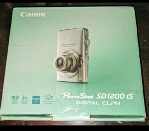 Canon PowerShot SD 1200 IS Digital for Sale in Stockbridge, GA