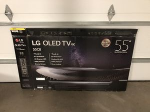 55 OLED TV C8 version details for $2200 less then a cm thick for Sale in Abilene, TX