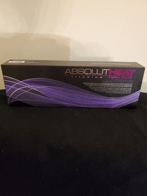 Absolut Heat Pro Ion Flat Iron for Sale in Bethesda, MD