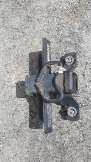 Ram hitch / receiver 75151 also have others for 1994 - 2009 for Sale in Mount Plymouth, FL