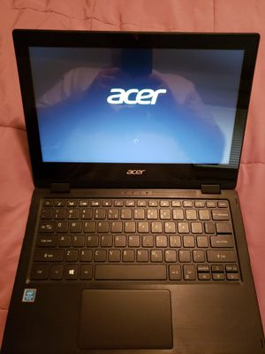 Acer Spin Touchscreen Laptop for Sale in Lansing, IL