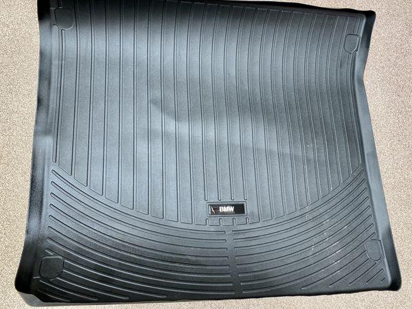 Genuine BMW Accessory. E70 X5 2007-2013 trunk mat