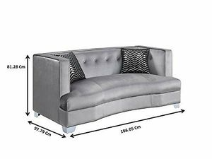 Modern gray couch for Sale in US