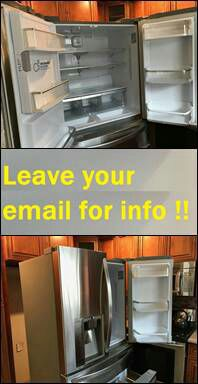 Leαve your emαil for more info: LG LMXC23746S French Door Refrigerator for Sale in Portland, ME