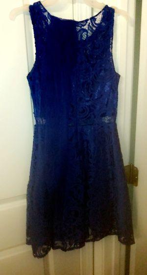 Royal blue formal dress for Sale in Lawrenceville, GA