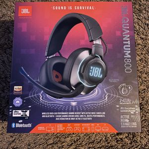 JBL QUANTUM 800 Gaming Headset for Sale in San Diego, CA