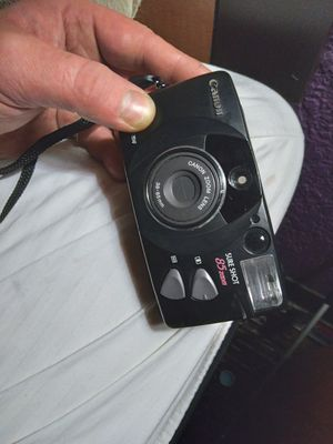 Canon sure shot 85 digital/ film camera 25 bucks for Sale in Houston, TX