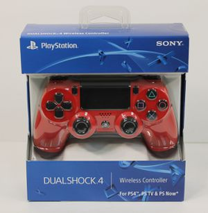PS4 DUALSHOCK CONTROLLER MAGMA (RED) for Sale in Los Angeles, CA