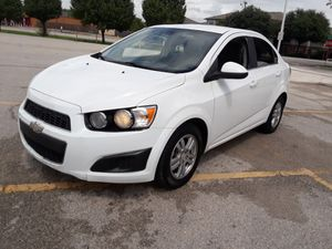 2012 Chevy Sonic Lt for Sale in Dallas, TX