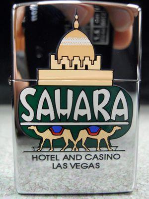 Zippo Sahara Dome Hotel And Casino Las Vegas NEW Lighter 1999 Camel Palace for Sale in San Fernando, CA
