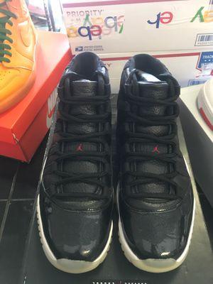 Size 9 Jordan 11 72-10's for Sale in Columbus, OH