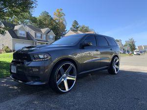 """Dub Baller 26"""" chrome wheel & tires for Sale in Chesterfield, VA"""