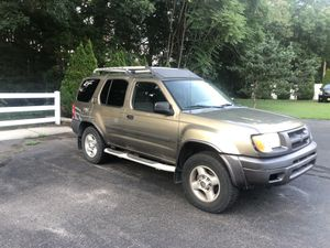 2001 Nissan Xterra 4x4 5speed Manual trans for Sale in Catonsville, MD