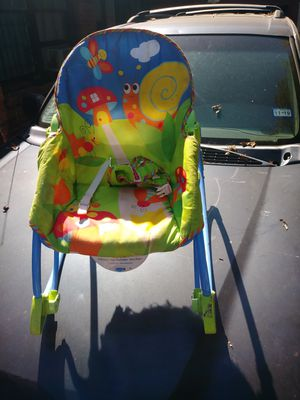 25 for all 4 Baby/swing/ walker for Sale in Fort Worth, TX