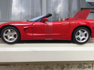 UT red corvette display model for Sale in Fort Lauderdale, FL