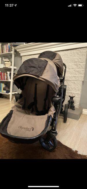 City select lux double stroller for Sale in Woodbridge, VA