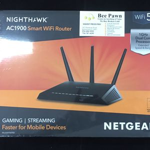 Netgear NightHawk AC1900 Smart WiFi Router for Sale in Hollywood, FL