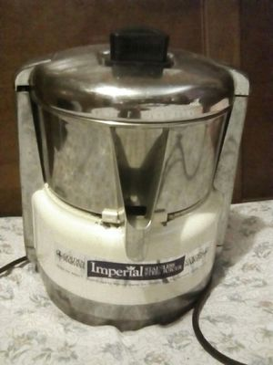 Golden Harvest Imperial stainless steel juicer!!!! for Sale in Midway, WV
