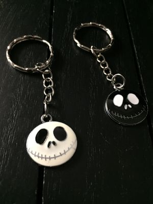 2 Nightmare Before Christmas Keychains for Sale in Riverside, CA
