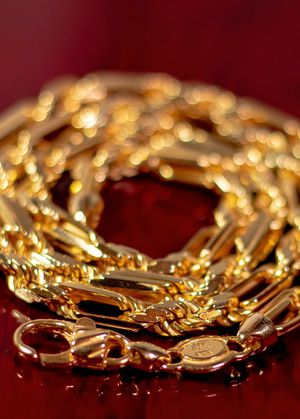 14k Italy Gold Chain Milano Rope for Sale in Elmsford, NY
