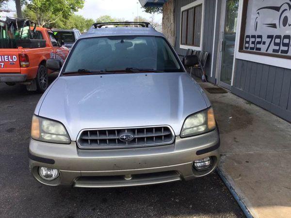 2003 Subaru Legacy Wagon