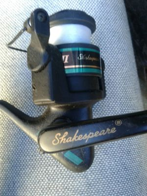 Shakespeare Fishing Rod and Reel. for Sale in Las Vegas, NV