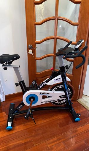 Stationary exercise bike , spin bicycle for Sale in Los Angeles, CA