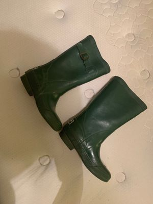 L.L Bean wellie hunter green for Sale in Brooklyn, NY