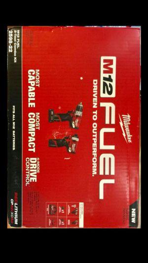 New Milwaukee M12 12v Combo Kit 2598-22 for Sale in Santa Ana, CA