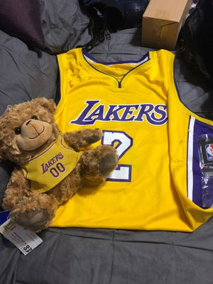 Los Angeles Lakers Jersey giftset for Sale in Commerce, CA