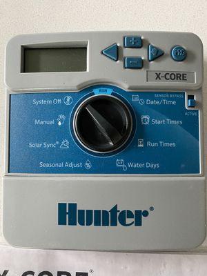 BRAND NEW HUNTER X-CORE 8 ZONE SPRINKLER CONTROLLER for Sale in Denver, CO
