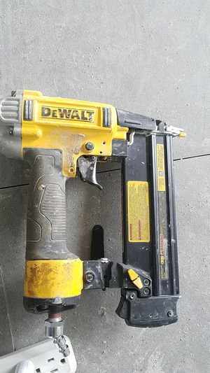 Finish nail gun works perfect for Sale in Los Angeles, CA