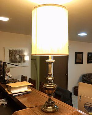 Stiffel Antique Brass Lamp for Sale in Seattle, WA