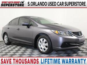2015 Honda Civic Sedan for Sale in Orlando, FL