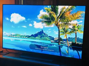 55-inch LG OLED 4K Smart TV for Sale in Marion, IL