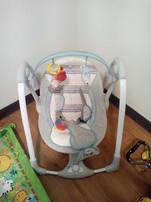 Baby swing for Sale in Seattle, WA