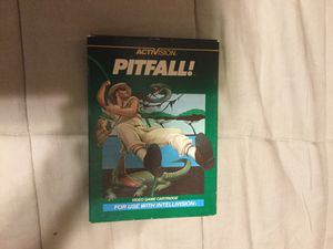 Intellivision Pitfall Complete for Sale in CHRISTIANSBRG, VA