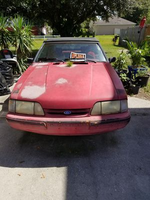 Ford mustang for Sale in Kissimmee, FL